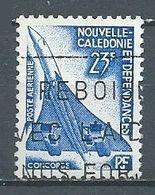 Nouvelle-Calédonie Poste Aérienne YT N°139 Concorde Oblitéré ° - Gebruikt