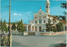 XW 2272 Casalpusterlengo (Lodi) - Santuario Madonna Dei Cappuccini / Viaggiata 1968 - Other Cities