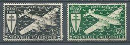 Nouvelle-Calédonie Poste Aérienne YT N°49-51 Série De Londres Oblitéré ° - Gebruikt