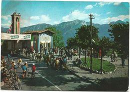 XW 2273 Magreglio (Como) - Santuario Madonna Del Ghisallo - Protettrice Dei Ciclisti / Viaggiata 1960 - Other Cities