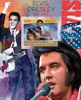 Guinea, 2014. [gu14117] Elvis Presley (s\s+block) - Elvis Presley
