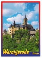 Germany - Wernigerode Im Harz / Schloss Wernigerode (Castle-Château) - Castles