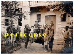 Laos  Retour De Chasse  (photo) - Laos