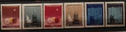 Pologne 1955 / Yvert N°815-820 / ** - 1944-.... Republic