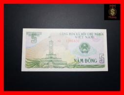 VIETNAM 5 Dong 1985  P. 92 Stain  UNC - Vietnam