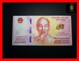 VIETNAM 100 Dong  2016  *COMMEMORATIVE*  UNC - Vietnam