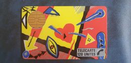 F6 - Télécarte - Macif Toffe 120 - 1987 - Utilisée TTB - 1987