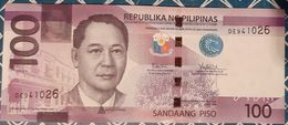 Philippines - 100 Piso - 2016 - Serie A - UNC - Filippijnen