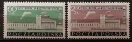 Pologne 1959 / Yvert N°981-982 / ** - 1944-.... Republic