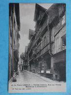 14 : LISIEUX : RUE Aux FEVRES , MANOIR De La SALAMANDRE  C.P..A ,en Bon état - Lisieux