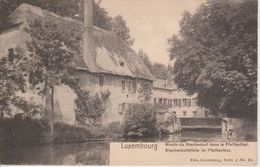 MOULIN DU SIECHENHOF DANS LE PFAFFENTHAL - NELS SERIE 1 N° 61 - Luxemburg - Town