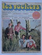 LES ROCKERS REVUE N° 2 En 1967 STEVIE WINWOOD BEATLES WHO JAGGER KEITH RICHARD - Cinéma/Télévision