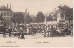 LE MARCHE - NELS SERIE 1 N° 26 - Luxemburg - Town