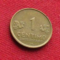 Peru 1 Centimo 2004 KM# 303.4 *V2 Perou - Perú