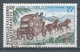 Nouvelle-Calédonie Poste Aérienne YT N°146 Journée Du Timbre 1973 La Patache à Verges 1880 Oblitéré ° - Gebruikt