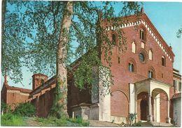 XW 2280 Morimondo (Milano) - L'Abbazia - La Facciata / Non Viaggiata - Other Cities