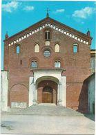 XW 2281 Morimondo (Milano) - L'Abbazia - La Facciata / Non Viaggiata - Other Cities