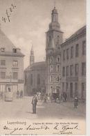 L'EGLISE ST MICHEL - NELS SERIE 1 N° 18 - Luxembourg - Ville