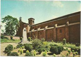 XW 2282 Morimondo (Milano) - L'Abbazia - Monumento / Non Viaggiata - Other Cities