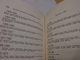 BULLETIN HISTORIQUE ET SCIENTIFIQUE DE L'AUVERGNE 682 1984 Peste Noire Jenzat, Consulats Municipalités RIOM 1270 à 1789 - Auvergne