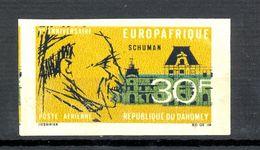 Timbre - Essai Impression - République Du DAHOMEY - EUROPAFRIQUE - Y&T PA 78 - Schuman - (1) - Benin – Dahomey (1960-...)