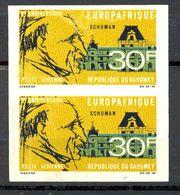 Timbre - Essai Impression - République Du DAHOMEY - EUROPAFRIQUE - Y&T PA 78 - Schuman - (2) - Benin – Dahomey (1960-...)
