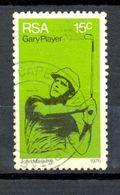 Timbre Oblitéré - RSA / Afrique Du Sud / South Africa -Sports - Gary Player - África Del Sur (1961-...)