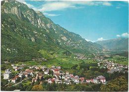 XW 2286 Boario Terme (Brescia) - Panorama / Non Viaggiata - Other Cities