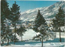 XW 2287 Castione Della Presolana (Bergamo) - Bratto - Panorama Invernale / Viaggiata 1969 - Other Cities