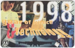 SOUTH AFRICA A-603 Chip Telkom - Used - Südafrika