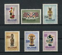 Portuguese Guinea Guine 1967 HANDICRAFT, ARTISANAT Complete Set MNH, FVF - Portuguese Guinea