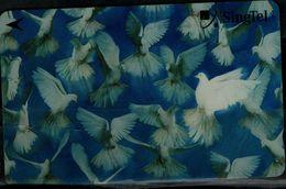 SINGAPORE 2002 PHONECARD BIRDS USED VF!! - Birds