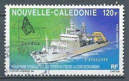 Nouvelle-Calédonie Poste Aérienne YT N°321 L'Atalante Oblitéré ° - Gebruikt