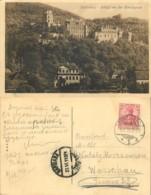 [75085]TB//-Allemagne - Reich 1911 - CP De Heidelberg - Briefe U. Dokumente