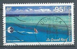 Nouvelle-Calédonie Poste Aérienne YT N°338 Le Grand Récif Oblitéré ° - Gebruikt