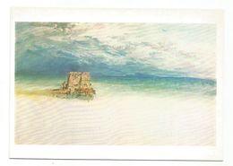 XW 2298 William Turner - Castel Dell'Ovo Napoli - Dipinto Paint Peinture / Non Viaggiata - Pittura & Quadri