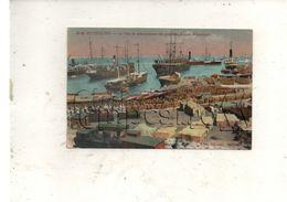 Beyrouth (Liban) : Le Débarquement Des 1ères Troupe Anglaise Dans Le Port En 1922 (animé) PF . - Lebanon
