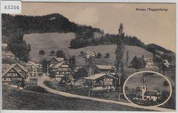 Krinau (Toggenburg) Generalansicht Kirche - SG St. Gall