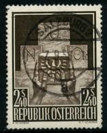 ÖSTERREICH 1956 Nr 1025 Zentrisch Gestempelt X7599CE - 1945-.... 2. Republik