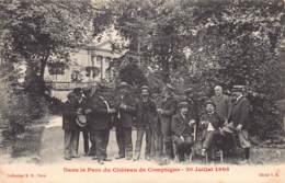 60 - OISE - COMPIEGNE - 11065 - Parc Du Château 20 Juillet 1905 - Compiegne