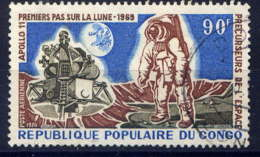 CONGO - A104° - APOLLO XI - Oblitérés