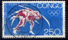 CONGO - A152° - LUTTE - Oblitérés