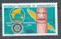 Nouvelle-Calédonie Poste Aérienne YT N°201 Rotary International Oblitéré ° - Gebruikt