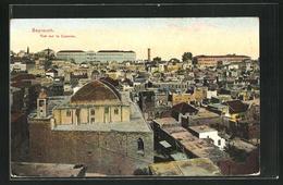 AK Beyrouth, Vue Sur La Caserne - Lebanon