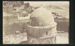 AK Jerusalem, Church Of The Ascension - Palestina
