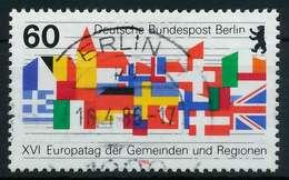 BERLIN 1986 Nr 758 Gestempelt X8734AA - Gebraucht