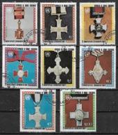 1978 Guinea Ecuatorial Coronacion De Isabel II 8v. Nuevos Precancelados - Equatoriaal Guinea