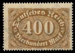 DEUTSCHES REICH 1922 INFLA Nr 250 Postfrisch X063E3E - Deutschland