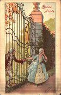 Illustrateur E De Cenni - Couple Marie Antoinette (966-2 - Other Illustrators