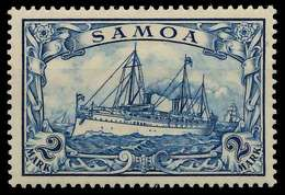 SAMOA (DT. KOLONIE) Nr 17 Postfrisch X094426 - Colonia: Samoa